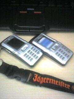 携帯予備購入