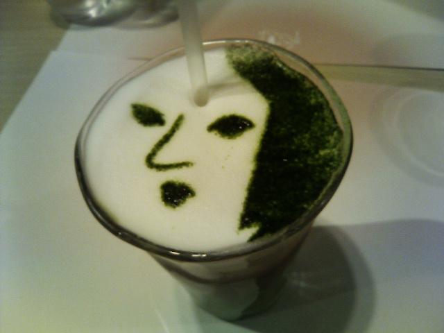 アイス抹茶モカ